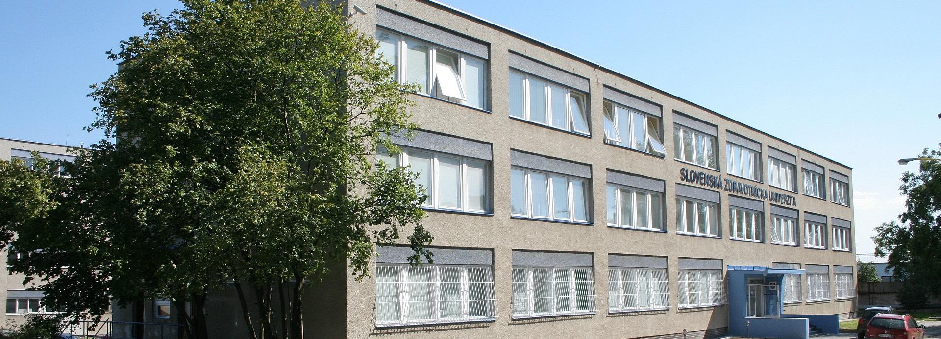 Fakulta zdravotníctva v Banskej Bystrici